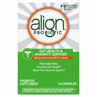 Align Probiotic Supplement Capsules - 14 ct
