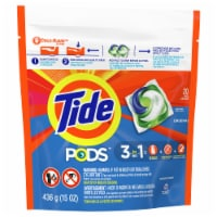 Tide PODS 3 in 1 Original Laundry Detergent Pacs
