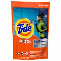 Tide Plus Febreze Sport Odor Defense Active Fresh Laundry Detergent Pods