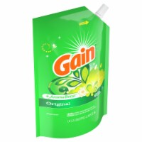 Gain Original Liquid Laundry Detergent Pouches