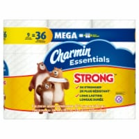 Charmin Essentials Ultra Strong Mega Roll 1-Ply Toilet Paper