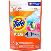 Tide Pods + 4-in-1 Downy April Fresh Detergent Pacs