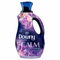 Downy Infusions Calm Lavender & Vanilla Bean Liquid Fabric Conditioner