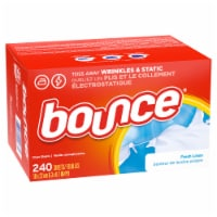 Bounce Fresh Linen Scented Dryer Sheets