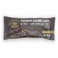 Endangered Species Oat Milk + 75% Dark Chocolate Baking Chips - 10 oz