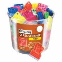 Allway Tools Neon Mini-Glass Scraper - 1 ct