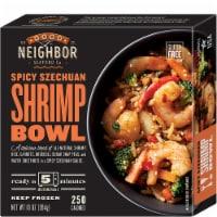 Good Neighbor Seafood Co. Spicy Szechuan Shrimp Bowl Frozen Meal