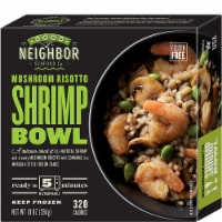 Good Neighbor Seafood Co. Mushroom Risotto Shrimp Bowl Frozen Meal