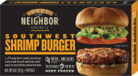 Good Neighbor Seafood Co Southwest Shrimp Burger