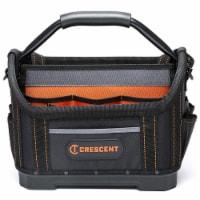 Crescent CTB1410 Tradesman 14in Open Top Tool Bag - 1 each