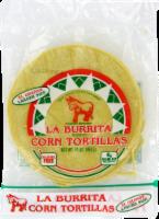 La Burrita Corn Tortillas