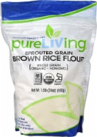 Pure Life Organic Sprouted Grain Brown Rice - 1.5 lb
