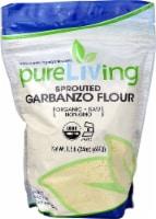 Pure Living Organic Garbanzo Bean Flour