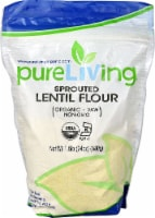 Pure Living Organic Sprouted Lentils - 1 ct