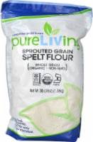 Private Living Organic Sprouted Spelt Flour