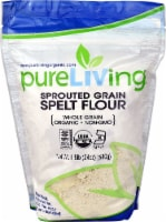 Pure Living Organic Sprouted Spelt Flour