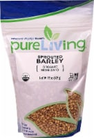 Pure Living Organic Sprouted Barley