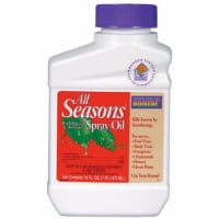 Bonide All seasons Organic Liquid Concentrate Horticultural & Dormant Spray Oil 16 oz. - Case - Count of: 1