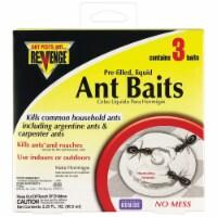 Bonide Revenge 2.5 Oz. Liquid Ant Bait Station (3-Pack) 45100 - 2.5 Oz.