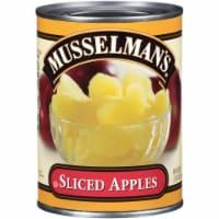 Musselmann's Sliced Apples - 20 oz