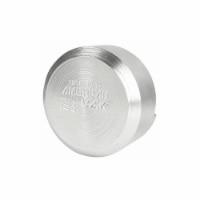 American Lock Keyed Padlock,1 23/32 in,Round,Silver HAWA A2010KAW7000WWG