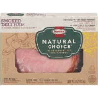 Hormel Natural Choice Smoked Deli Ham