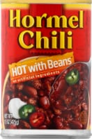 Hormel Hot Chili with Beans
