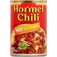 Hormel Hot No Beans Chili - 15 oz
