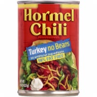 Hormel No Beans Turkey Chili