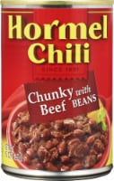 Hormel Chunky Beef Chili with Beans