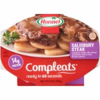 Hormel Compleats Salisbury Steak - 9 oz
