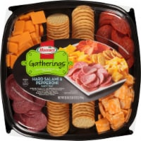Hormel Hard Salami & Pepperoni Party Tray