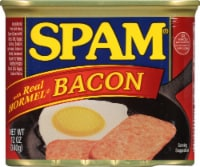 SPAM with Real Hormel Bacon