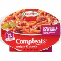 Hormel Compleats Spaghetti & Meat Sauce