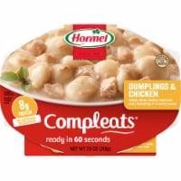 Hormel Compleats Comfort Classics Dumplings & Chicken