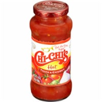 Chi-Chi's Hot Thick & Chunky Salsa