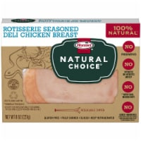 Hormel Natural Choice Rotisserie Seasoned Deli Chicken Breast