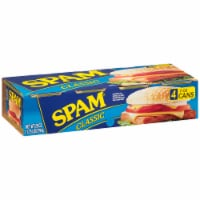 Spam Classic Pull-Top Cans Multipack