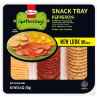 Hormel Gatherings Pepperoni Snack Tray