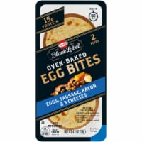 Hormel® Black Label® Bacon and Sausage Egg Bites - 4.2 oz
