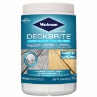 Wolman 16003 DeckBrite 3lb - 48 ounce each
