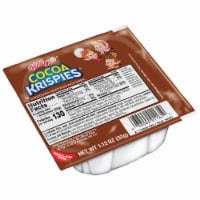Cereal Cocoa Krispie Simple Serve 96 Case 1 Ounce