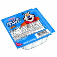 Kellogg`s Frosted Flakes Single Serve Cereal Bowl, 1 Ounce -- 96 per case - 96-1 OUNCE