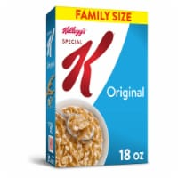 Kellogg's Special K Breakfast Cereal Original Family Size