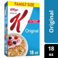 Kellogg's Special K Original Family Size Breakfast Cereal