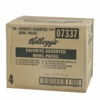 Cereal Favorite Assortment 96 Count 1.13 Ounce - 1-5.313 POUND