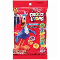 Kelloggs Froot Loops For Schools Cereal, 1 Ounce -- 96 per case.