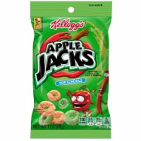Kelloggs Apple Jacks For Schools Cereal, 1 Ounce -- 96 per case.