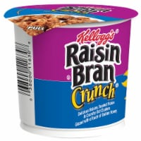 Kellogg's Raisin Bran Crunch Original Breakfast Cereal Cup - 2.8 oz