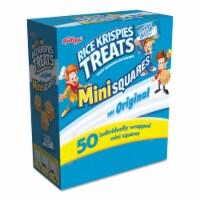 Rice Krispies Treats  Bar 12346 - 1
